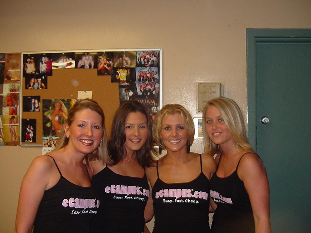 Ecampuscom Girls On Spring Break In Daytona  Ecampuscom  Flickr-2099