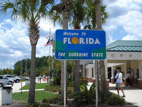 Welcome to Florida | by johpan