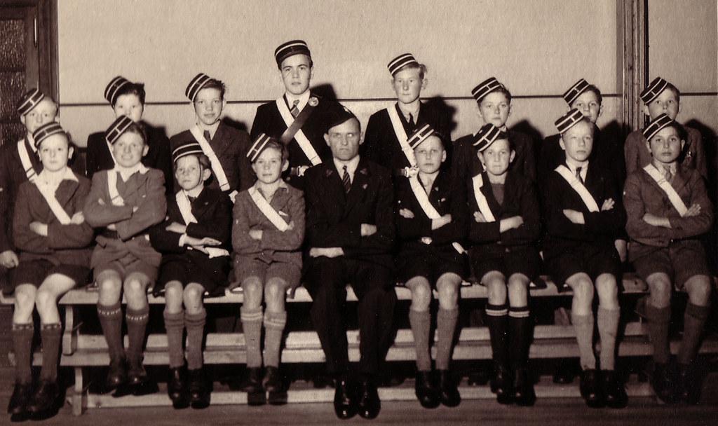 Banff Boys Brigade Circa 1940 S Banff Boys Brigade