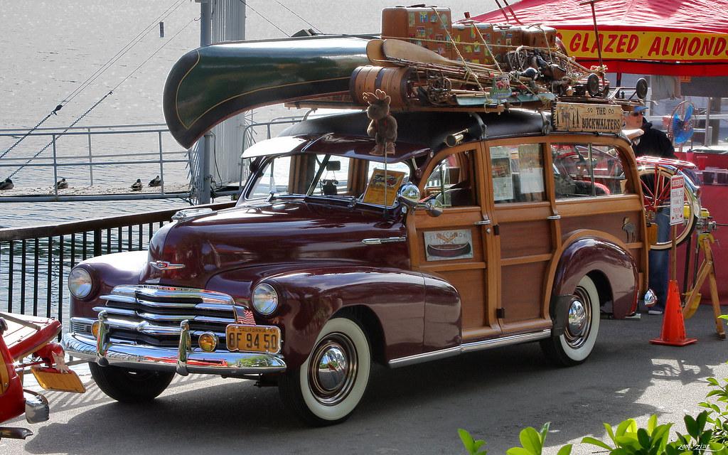 1947 Chevrolet woody - maroon - fvl | Lake Arrowhead, CA ...