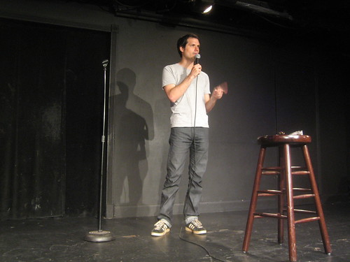 Michael Ian Black Standup | by Mild Mannered Photographer