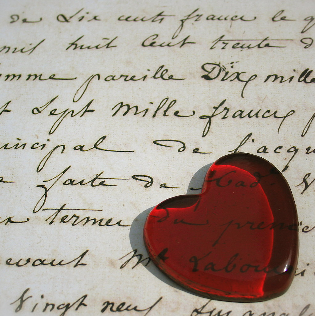 Love letters straight from your heart ♪♫ | Keep us so nea ...