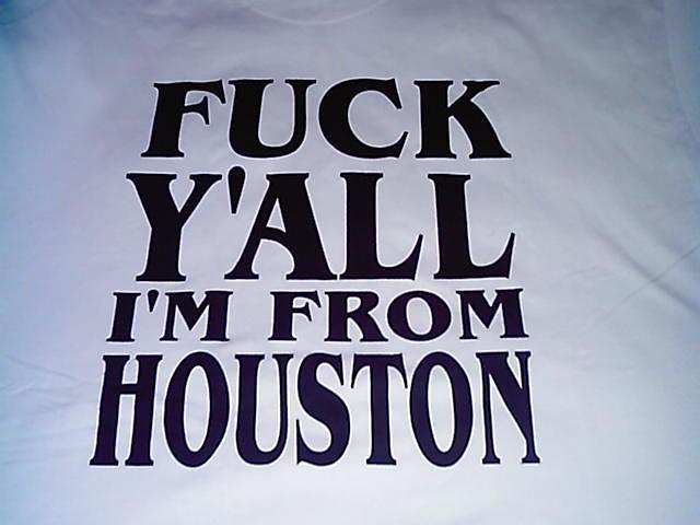 Houston fuck
