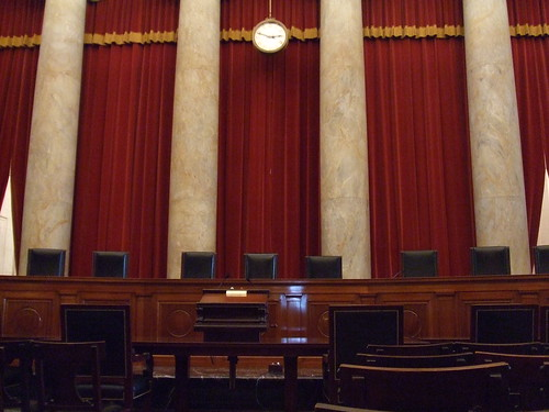 United States Supreme Court Courtroom | by runJMrun