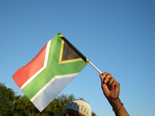 South African Flag | by afromusing
