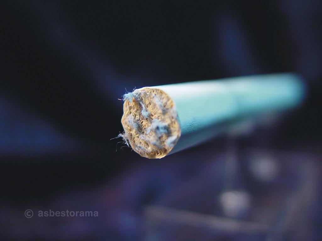 1954 Kent Micronite Cigarette Asbestos Filter Mouthpiece