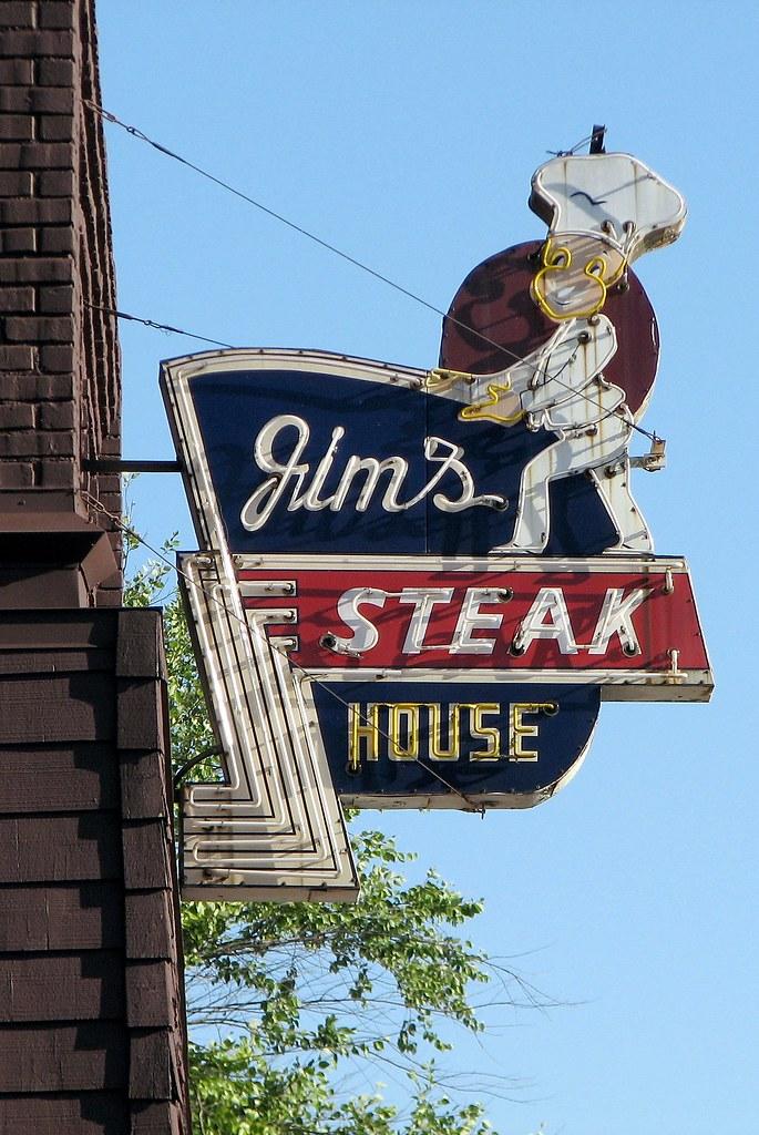 Jim 39 s steak house pittsburg ks gordon huggins flickr for Jim s dog house