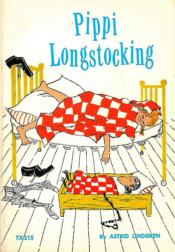 Pippi Longstocking (1950/1959) | by jl.incrowd