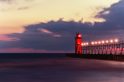 South Haven lights | by James Jordan