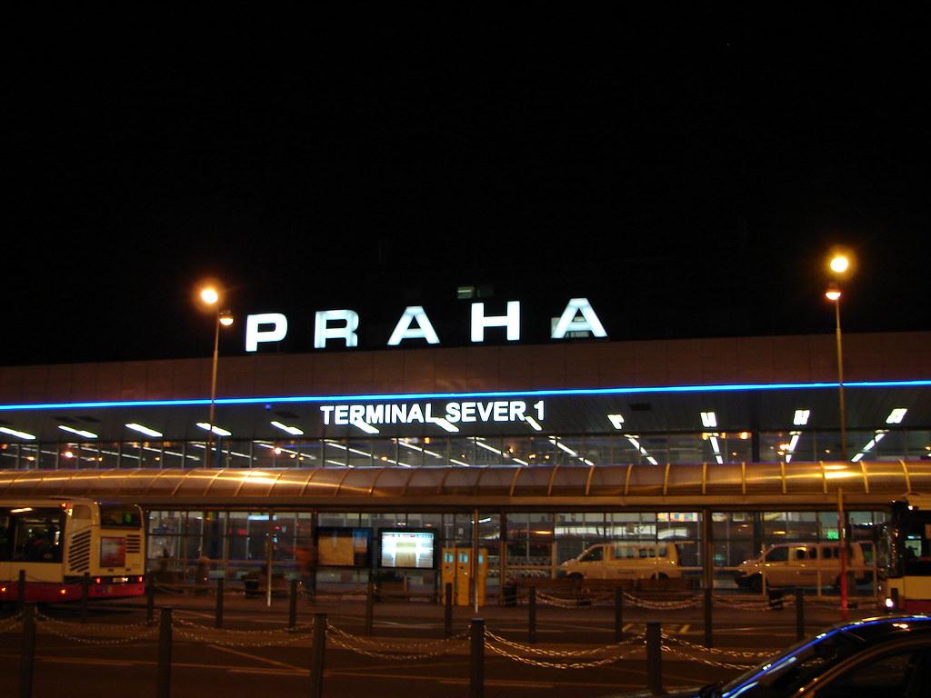 Prague Airport To Astoria Hotel