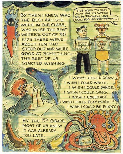 lynda barry  excerpt from  u0026quot what it is u0026quot