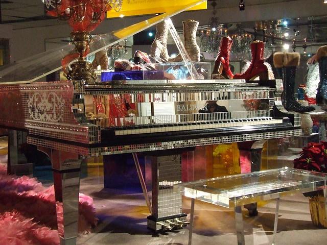 liberace 39 s mirrored piano liberace museum las vegas flickr. Black Bedroom Furniture Sets. Home Design Ideas