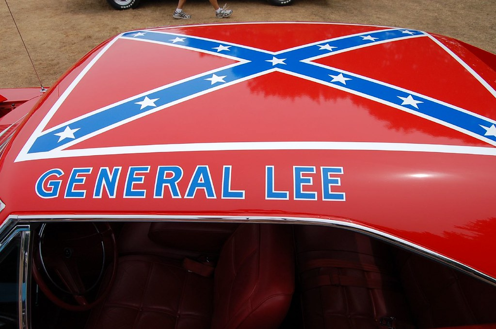 1969 Dodge Charger General Lee roof | Taken during the ...