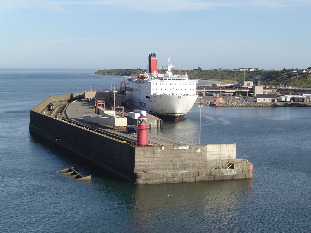 Rosslare harbour co wexford ireland 31st july 2007 flickr - Rosslare ferry port arrivals ...