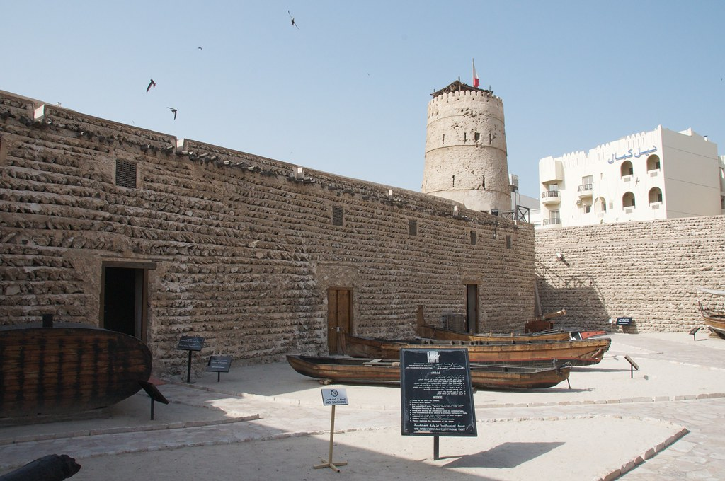 Dubai Museum - Photo by A.Davey