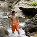 mason in the rapids