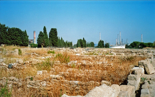 Buildings at Megara Hyblaea | by Alun Salt
