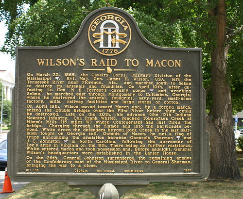Wilson's Raid To Macon | by drivebybiscuits1