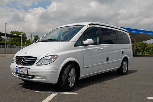 neu im stall mercedes benz viano marco polo cdi 2 2 flickr photo sharing. Black Bedroom Furniture Sets. Home Design Ideas