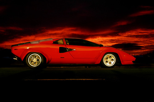 Lamborghini Countach Flickr Photo Sharing
