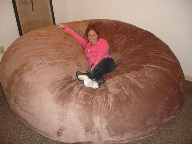 Our removable cover bean bag chairs are unique. They come with an inner liner which holds the filling. Since the filling is held within the liner the cover itself can .
