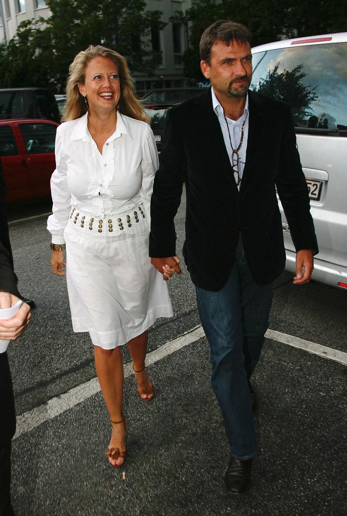Barbara Schöneberger Und Mathias Krahl