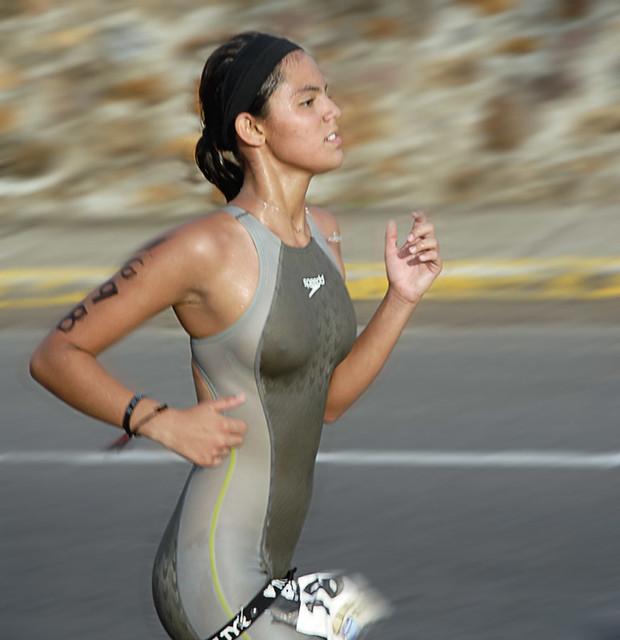 Naked Female Runners