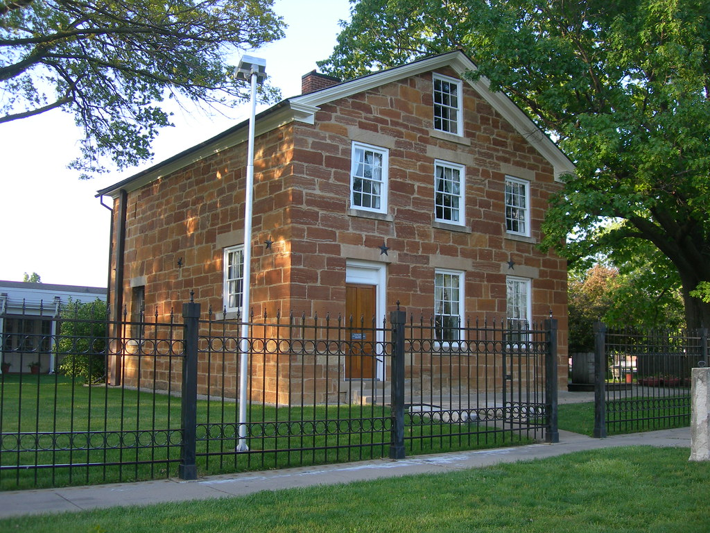 historic carthage jail carthage illinois it served