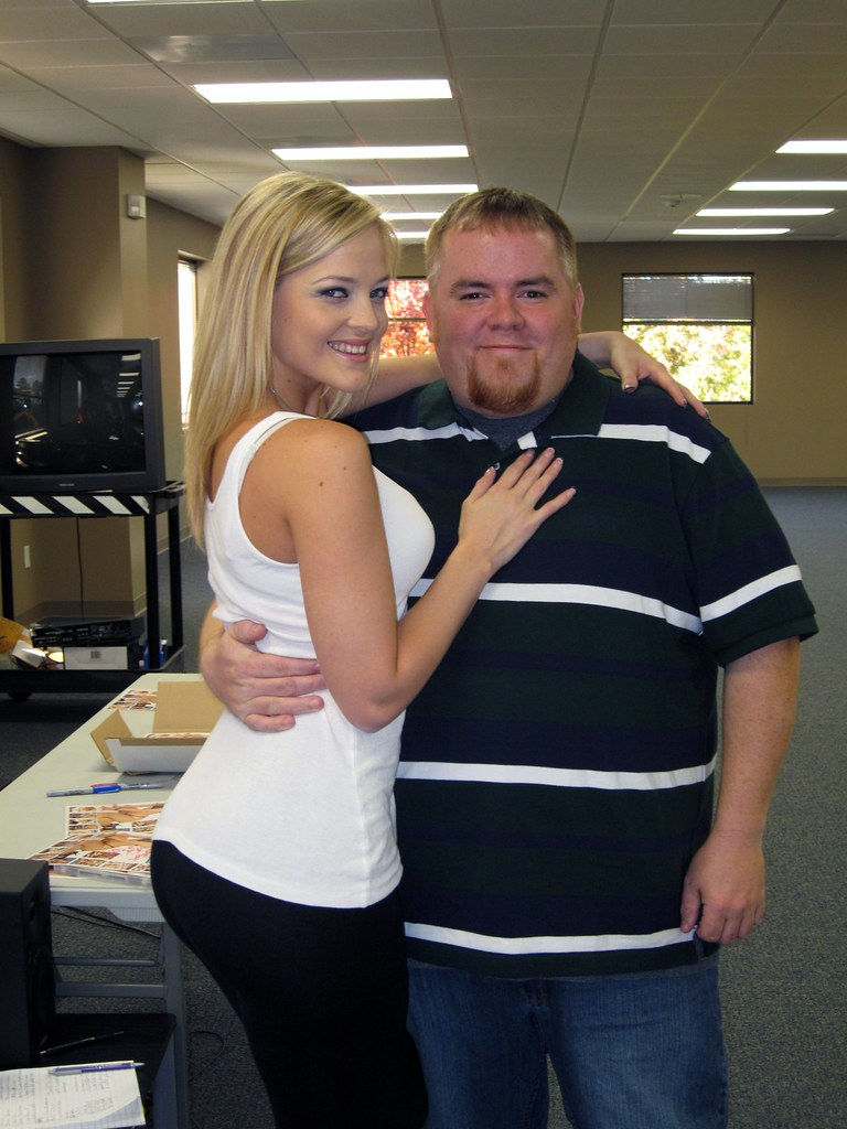 Michael And Porn Star Alexis Texas At My Work  Michael -1172