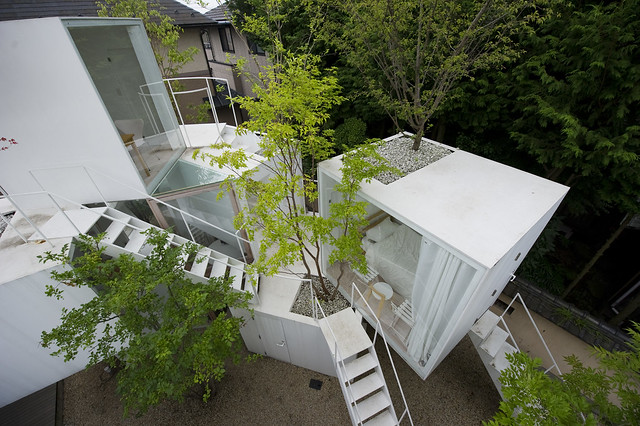 Sou fujimoto house before house flickr photo sharing for Arquitectura japonesa moderna
