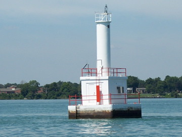 Livingston Channel Entrance Light | by n.greenia