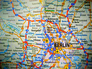 Berlin or bust | by (a)artwork