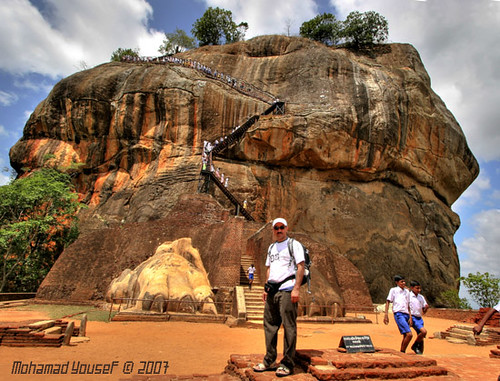 Sigiriya Rock, Sri Lanka | Travel , Sir lanka www.flickr.com ...