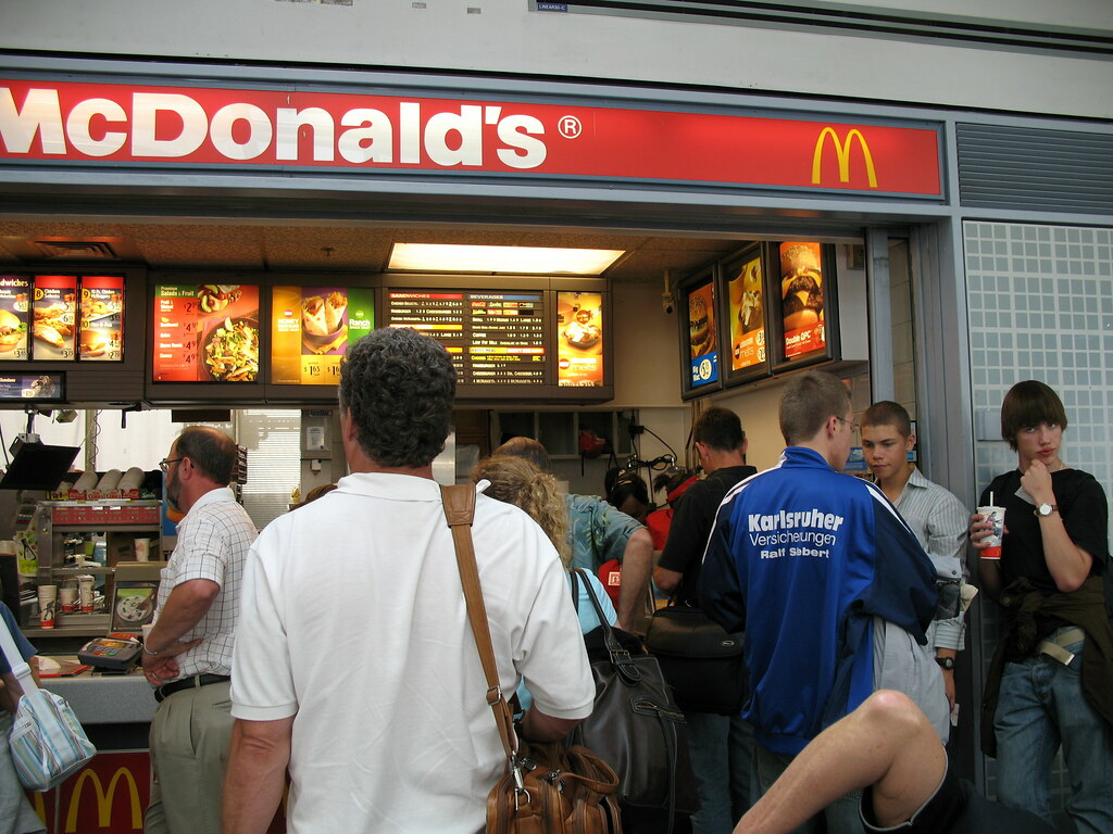 Fast Food Near Roy Thomson Hall