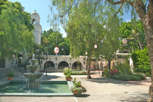 Los angeles river center flickr photo sharing for Los angeles river center and gardens