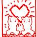 Keith Haring - homage