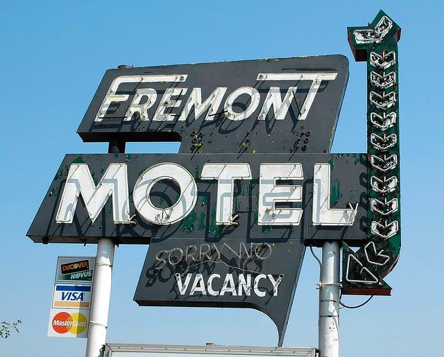 Motel  Sacramento Central