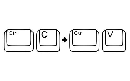 c v c: