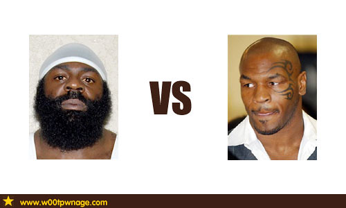 Kimbo Slice vs Mike Tyson | by August V F