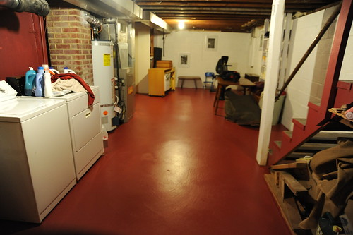 Basement Floor Paint And Sealer