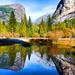 Yosemite National Park, Mirror Lake