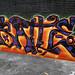 Batle663 LosAngeles Graffiti Art