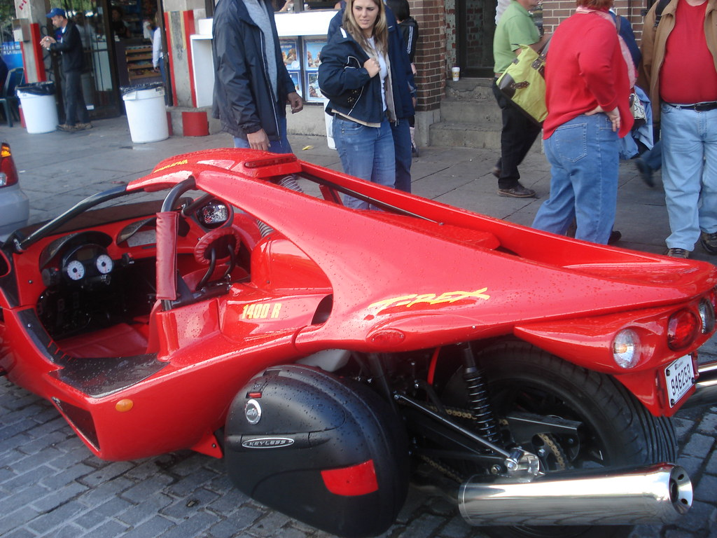 t rex 2 seat 3 wheeled motorcycle top speed 253 km h 0 flickr. Black Bedroom Furniture Sets. Home Design Ideas