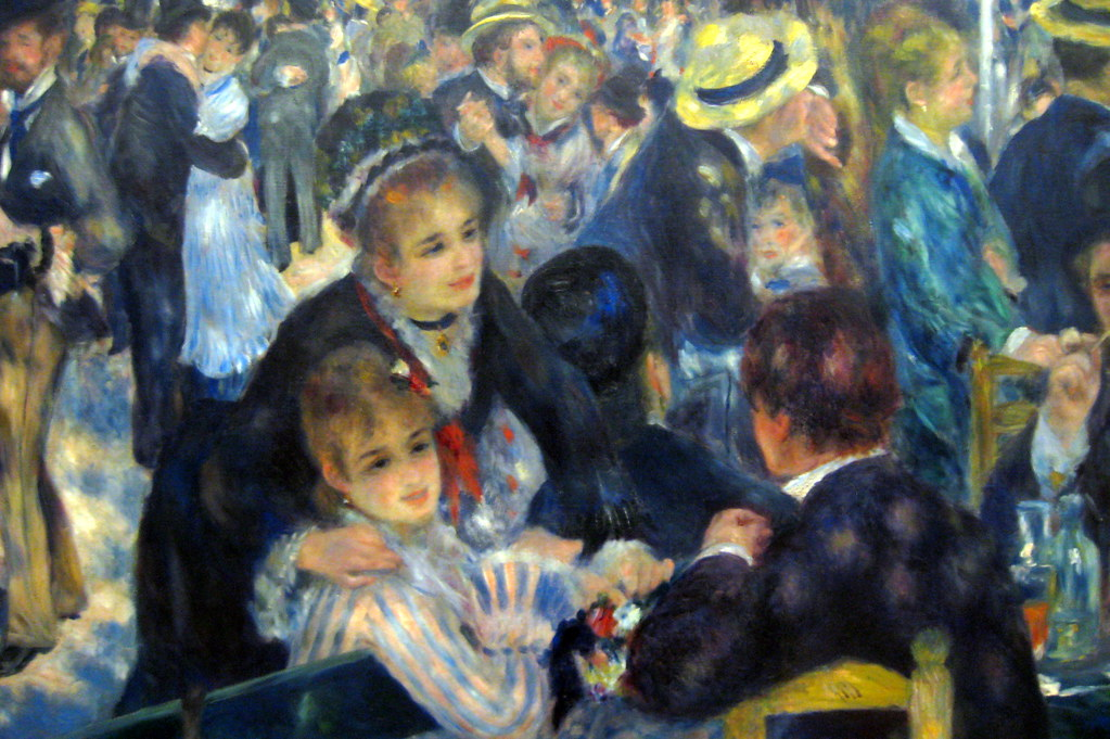 Most Famous Painting In The Musee D Orsay