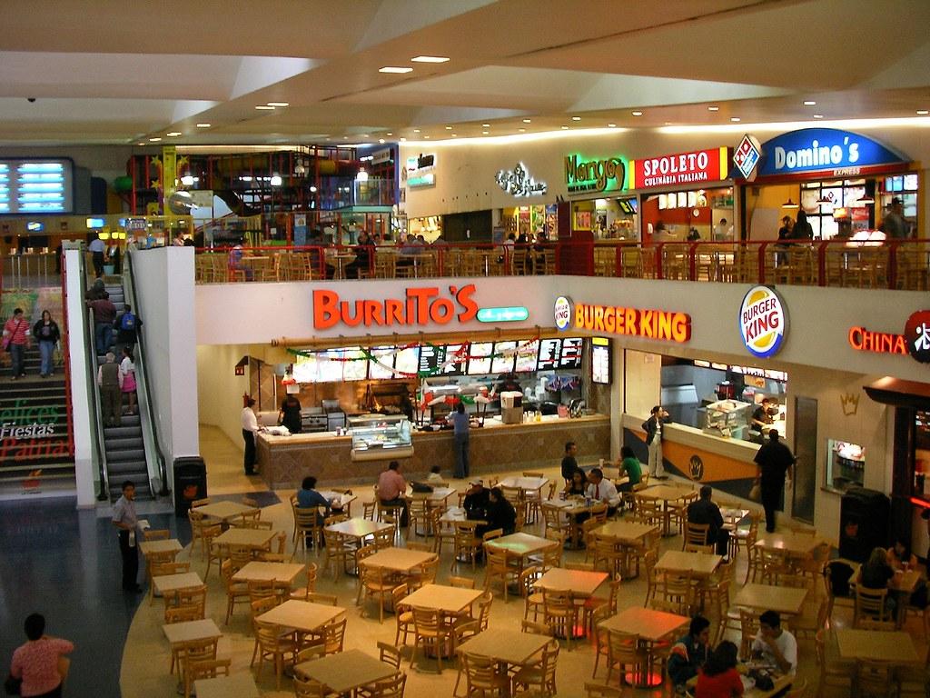 Plaza Food Court