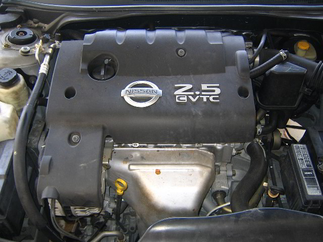 ... Nissan Altima Oil Change Guide   2.5L Inline 4 Engine   By Paul79uf