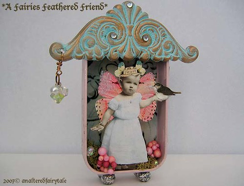 A Fairy & Her Feathered Friend | by an AlTeReD FaIrY TaLe