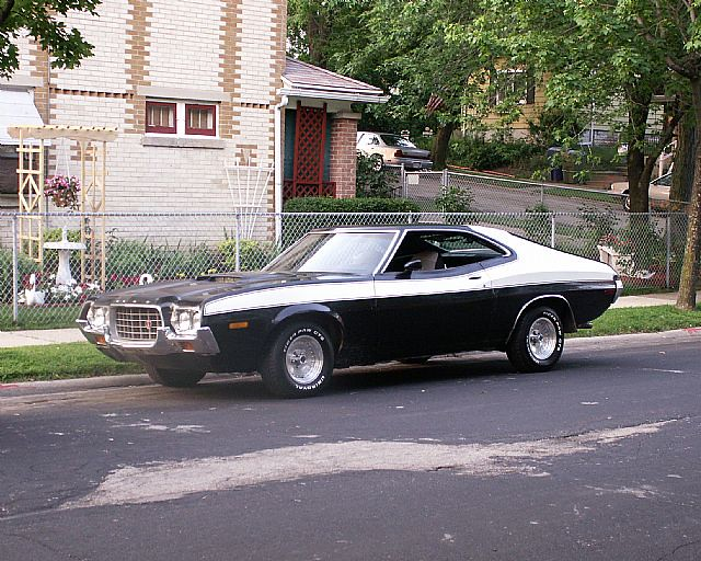 1972 ford gran torino sport 1972 ford gran torino sport flickr. Black Bedroom Furniture Sets. Home Design Ideas