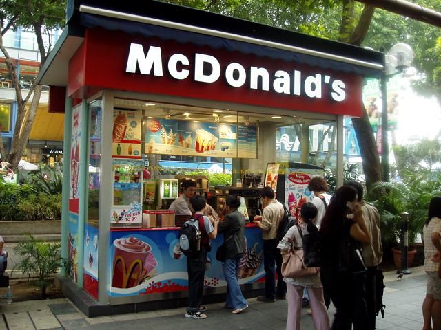 Mcdonald S Fast Food Coupons