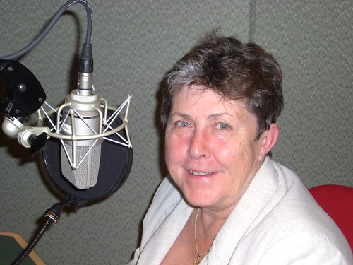 Linda Schwartz, July 26, 2007. | by WNPR - Connecticut Public Radio